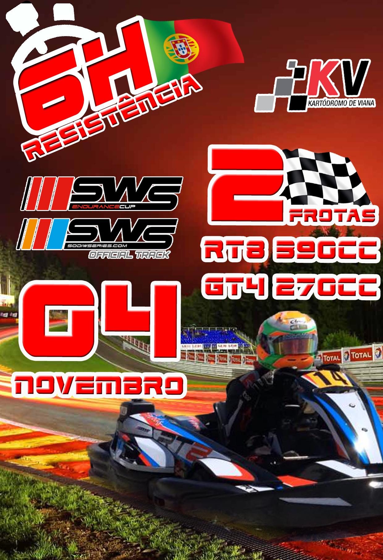 6H de Karting ENI Kartodromo de Viana